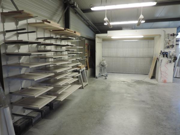 atelier de rénovation cuisine